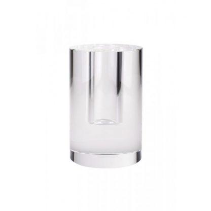 Glas Block Vase