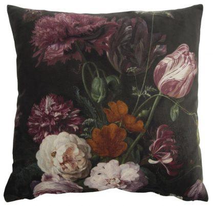 Kissen Blumen 45x45
