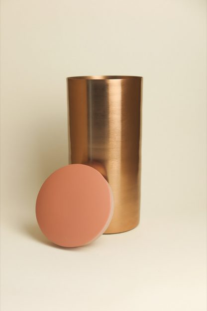 Vorratsdose Copper/Rosa