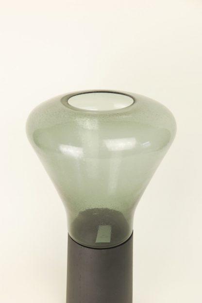 Windlicht Holz/Glas XL
